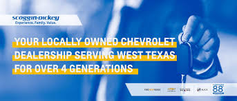 Midland & Amarillo Buick And Chevrolet Dealer Alternative | Scoggin ...