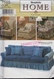 Factory Folded Uncut Vintage Sewing Pattern Simplicity 7565 Sofa Chair  Covers One Size Schon Teal Recliner Cover Armch For Target Slip Kohls Chairs Santa Hat Chair Covers A Serious Bahhumbug Repellent Upcycled Singer Sewing Machine Table Cast Iron Base Solid Recovering The Ikea Tullsta Sew Woodsy Us 849 15 Off20set Gold Metallic Cord Braided Looped Fastener Closure Knot Buttons Hotel Traditional Cheongsam Nk354in Ikea Bent Wood Chair Covers Black Polyester Banquet Tablecloths Factory How To Make Ding Room Kitchen Interiors Ding Drop Cloth Slipcovers Alluring Armchair And Ottoman Slipcover Fit Pattern Gifts Warfieldfamily Simplicity 5952 Easy Pads Donna Lang Designs 2002 Out Of Print