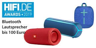 hifi de awards die besten bluetooth lautsprecher bis 100