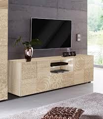 lc lowboard miro breite 181 cm mit dekorativem siebdruck kaufen otto