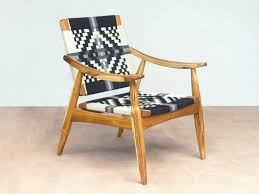 100 Modern Style Lounge Chair Izapa Arm Chair With Our Tejido Colonial Hand Woven Pattern This
