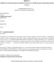 PROCESO GENERAR CARTAS A CLIENTES PDF