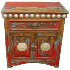 Southwestern End Tables 13