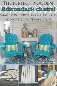 Navy Blue Adirondack Chair Cushions by Loving The Relaxing Blue Chairs Cottage Cozy Pinterest