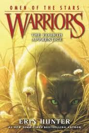 Warriors The Fourth Apprentice When I Got Book It Was Original Cover