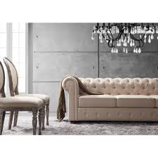 Wayfair Leather Reclining Sofa by Furniture Garcia 3 Piece Wayfair Living Room Sets In Cream For