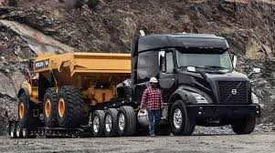 Volvo Trucks Debuts New Heavy-Haul Model | Transport Topics