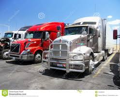 100 Trucks With Tracks Stop Editorial Photo Image Of Delivery Haul 122098301