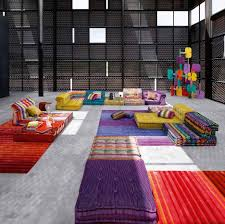 100 Roche Bebois Bobois Mah Jong Sofa In New Movie And Recreated For