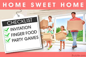 Make Your Housewarming Party A Hit With These Amazing Ideas