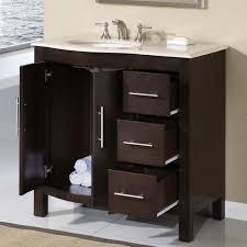 Diy L Shaped Bathroom Vanity by Bathroom Vanity Remodel Ideas Brown Wood Modern Double Sink White