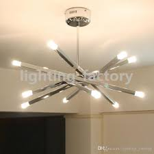 modern style horizon ceiling light creative metal lights