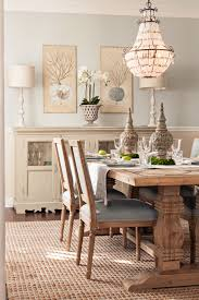 Rustic Beach Cottage Decor Dining Room Style With Table Interior Desig