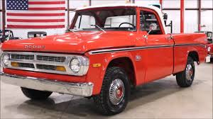 1970 Dodge D100 - YouTube Dodge Power Wagon Overview Cargurus Other Pickups Camper Special 1970 D100 Pickup Truck Custom_cab Flickr While We Are On Old Dodge Trucks Heres My W300 Adventurer Classic Car Hd Youtube Trucks Pinterest Hot Rod Rat Bf Exclusive Dw For Sale Near Las Vegas Nevada 89119 Shortbed Stepside 440 Ci V8 727 Automatic Transmission