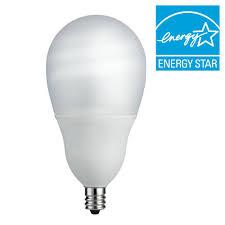 shatter resistant cfl bulbs light bulbs the home depot