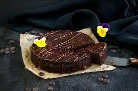 low carb brownies kuchen zuckerfrei glutenfrei und paleo