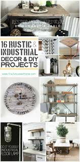 Style Trend: 16 Rustic Industrial Decor Ideas And DIY Projects ... Inspiring Contemporary Industrial Design Photos Best Idea Home Decor 77 Fniture Capvating Eclectic Home Decorating Ideas The Interior Office In This Is Pticularly Modern With Glass Decor Loft Pinterest Plans Incredible Industrial Design Ideas Guide Froy Blog For Fair Style Kitchen And Top Secrets Prepoessing 30 Inspiration Of 25 Style Decorating Bedrooms Awesome Bedroom Living Room Chic On