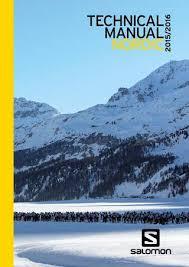 siege social salomon fw15 salomon nordic technical manual by amer sports finland issuu