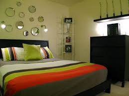 Great Decorating Ideas For A Small Bedroom Furnish White And Grey