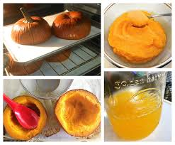 Libbys 100 Pure Pumpkin Pie Recipe by Baking With Pumpkin Making Your Own Fresh Pumpkin Purée Is Easy