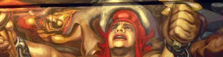 David Alfaro Siqueiros Murales Bellas Artes by Los Murales De Rivera Y Siqueiros En El Centro Médico Nacional La