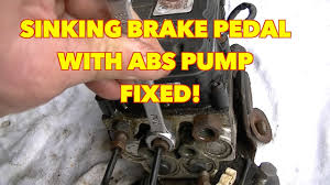 How I Removed My ABS PUMP Sinking Brake Pedal~! Expedition - YouTube Brake Lines For Chevy Trucks Extended Stainless Steel Front For 072018 Chevrolet 2000 Silverado Ck1500 C Sierra Soft Spongy Brake Pedal Installing Russel Fuel Line Routing Trifivecom 1955 1956 Chevy 1957 2003 Line Failure 18 Complaints Diagram 2001 Suburban Wiring And 9000 C30 2wd 9099 Pickup Ss By Goodridge C10 Upgrade Hot Rod Network Ford F150 2005