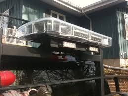 BACK RACK With LIGHT BAR??? | PlowSite