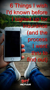 6 Things I Wish I d Known About iPhone Insurance BEFORE I Signed Up