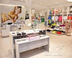 GR11 High End Lighted Luxury Clothing Store Display Ideas