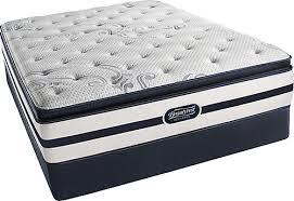 Simmons Beautyrest Recharge Shakespeare Luxury Plush Pillowtop