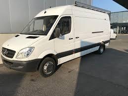 100 Mercedes Box Truck MERCEDESBENZ Sprinter 516 Closed Box Trucks For Sale From Belgium