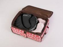 amazon com kidco peapod cranberry infant and toddler travel