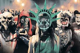 The Purge Mask Halloween Express by Review The Series Continues To Incrementally Improve With U0027the