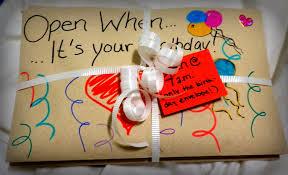 "Open When"" Envelope Ideas…"