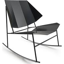 Atipico Terra Rocking Chair   Black Gray 1960s Rocking Chair In Red Plastic Strings On Black Metal Frame Wicker Grey At Home Details About Lawn Rocker Patio Fniture Garden Front Porch Outdoor Fleur Chairs Coffee Table Mesh Rare Salterini Radar Wrought Iron Scrollwork Design Decorative Deck Monceau Chair For Outdoor Living Space Staton Amazonin Kitchen Amazoncom Mygift Dark Brown Woven Metal Patio Rocking Chairs Carinsuncerateszipco Hampton Bay Wood