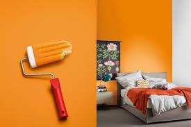 schöner wohnen trendfarbe mango bild 20 living at home