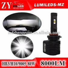 auto led headlight bulb p8 hid kit 6000k 4000 lumens led bulb