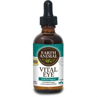 Earth Animal Vital Eye Remedy for Dogs - 2oz