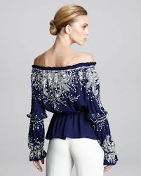collection off the shoulder peasant blouse pictures blackfashionexpo