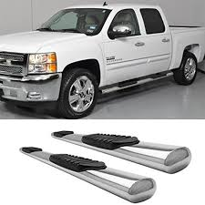 Audrfi Fit: 01-14 Silverado/Sierra Crew Cab (4 Full Door) 4