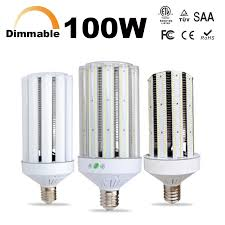 100w led corn bulbs dimmable equivalent 300w l shining