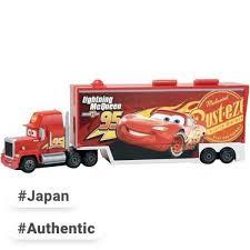Ini Spesifikasi Dan Harga Tomica Disney Cars C01 Lightning Mcqueen ...