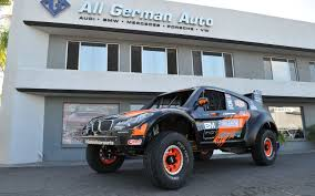 Behold: The World's Coolest BMW X6, Trophy Truck Edition - Motor Trend