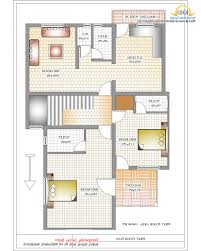 Floor Plan India Pointed Simple Home Design Plans Indian Style