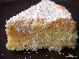 kokosmilchkuchen