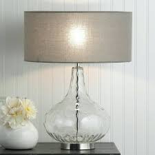 Glass Table Lamps At Walmart by Table Lamps Table Lamps Ikea Image Of Clear Glass Table Lamp