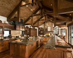 Rustic Kitchen Design Ideas Pictures Remodel And Decor