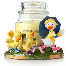 Qvc Christmas Tree Hugger by Yankee Candle Novelty Duck Jar Hugger U0026 Country Lemonade Medium