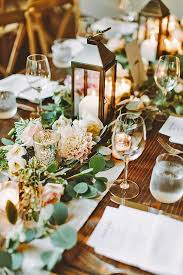 Enchanting Rustic Table Decorations For Wedding 56 Centerpiece Ideas With