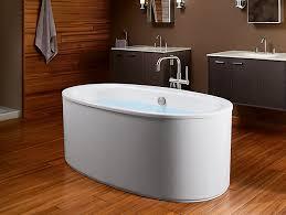 k t97328 4 purist bath filler trim with handshower kohler